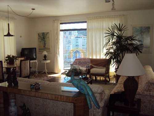 Apartamento, código 809 em Guarujá, bairro Pitangueiras
