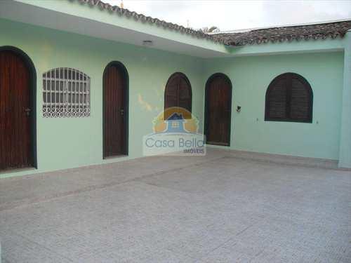 Casa, código 803 em Guarujá, bairro Jardim Enseada
