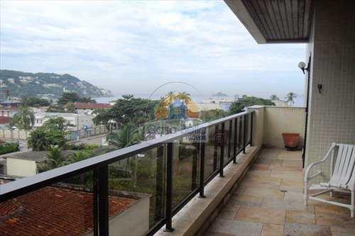 Apartamento, código 733 em Guarujá, bairro Jardim Enseada