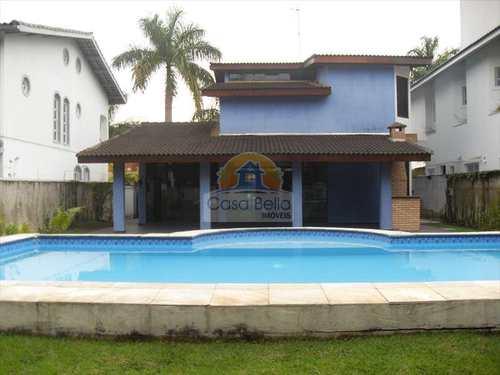 Sobrado de Condomínio, código 672 em Guarujá, bairro Praia do Pernambuco