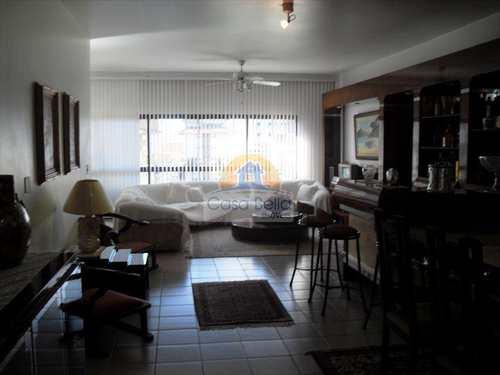 Apartamento, código 583 em Guarujá, bairro Jardim Enseada