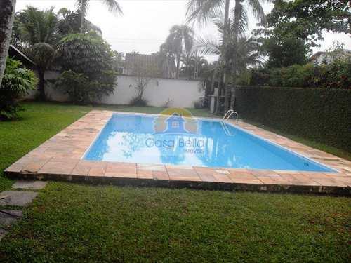 Casa, código 582 em Guarujá, bairro Balneário Praia do Pernambuco