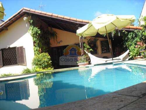 Casa, código 530 em Guarujá, bairro Praia do Pernambuco