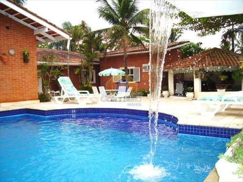 Casa, código 452 em Guarujá, bairro Balneário Praia do Pernambuco
