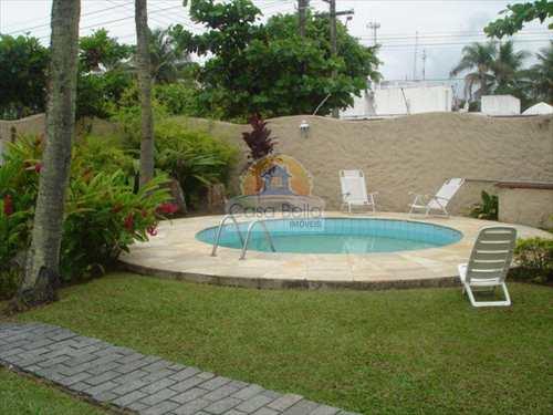 Sobrado, código 283 em Guarujá, bairro Balneário Praia do Pernambuco