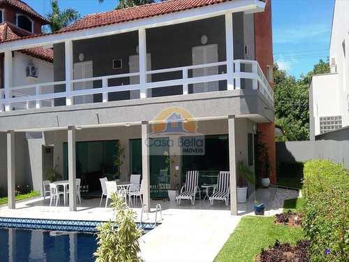 Casa de Condomínio, código 275 em Guarujá, bairro Acapulco