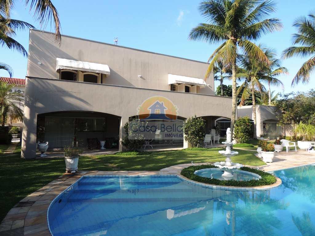 Casa de Condomínio em Guarujá, no bairro Acapulco