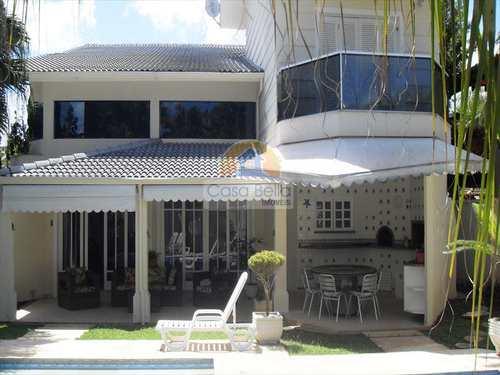 Sobrado de Condomínio, código 239 em Guarujá, bairro Acapulco