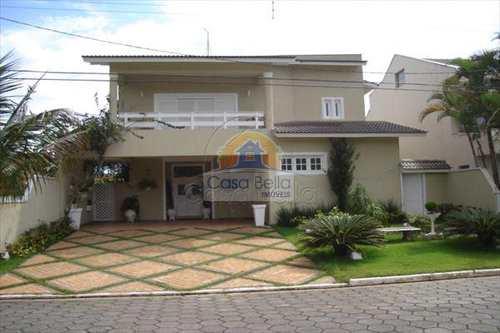 Sobrado de Condomínio, código 150 em Guarujá, bairro Acapulco