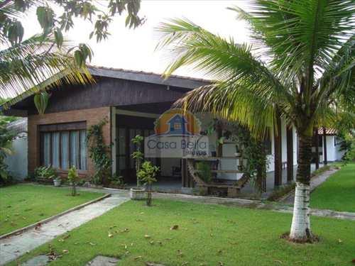 Casa, código 351 em Guarujá, bairro Balneário Praia do Pernambuco