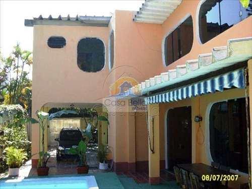 Casa, código 587 em Guarujá, bairro Jardim Guaiuba