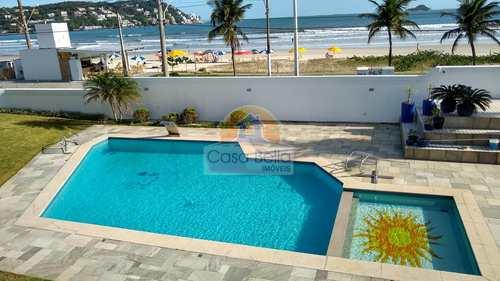 Sobrado, código 2877 em Guarujá, bairro Praia da Enseada