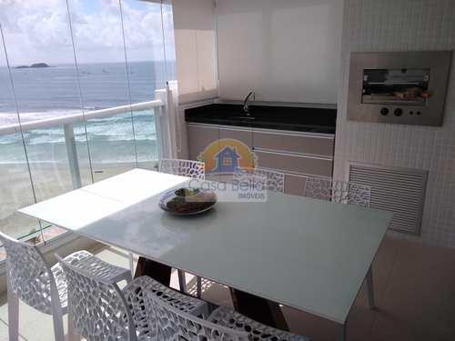 Apartamento, código 2890 em Guarujá, bairro Praia da Enseada