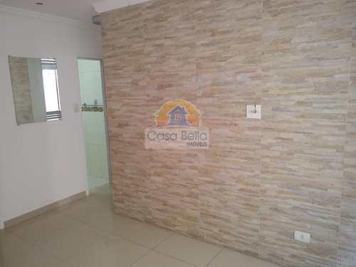 Apartamento, código 2894 em São Vicente, bairro Parque São Vicente