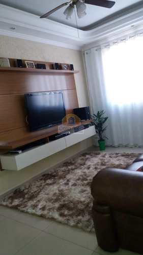 Apartamento, código 2901 em São Vicente, bairro Parque São Vicente