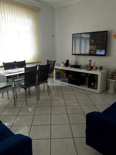 Apartamento, código 2903 em São Vicente, bairro Parque São Vicente