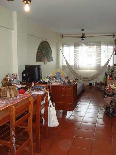 Apartamento, código 2947 em Guarujá, bairro Praia do Tombo