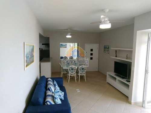 Apartamento, código 2957 em Guarujá, bairro Praia das Pitangueiras