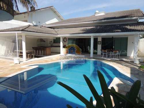 Casa de Condomínio, código 3003 em Guarujá, bairro Acapulco