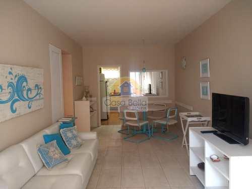 Apartamento, código 3007 em Guarujá, bairro Praia das Pitangueiras