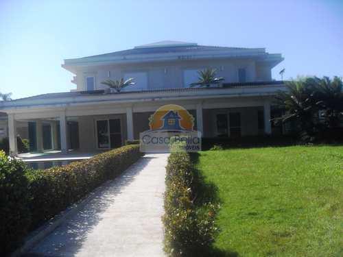 Casa de Condomínio, código 3032 em Guarujá, bairro Acapulco