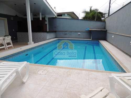 Casa, código 3068 em Guarujá, bairro Enseada