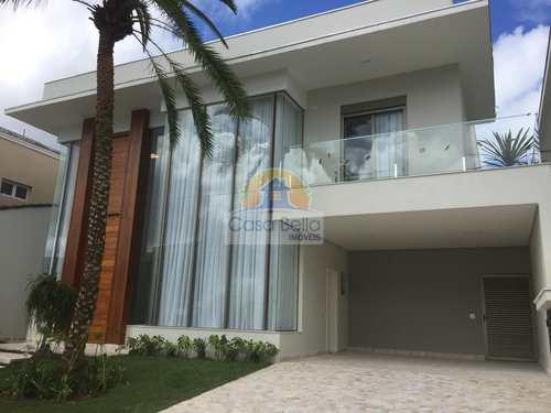 Casa de Condomínio, código 3081 em Guarujá, bairro Acapulco