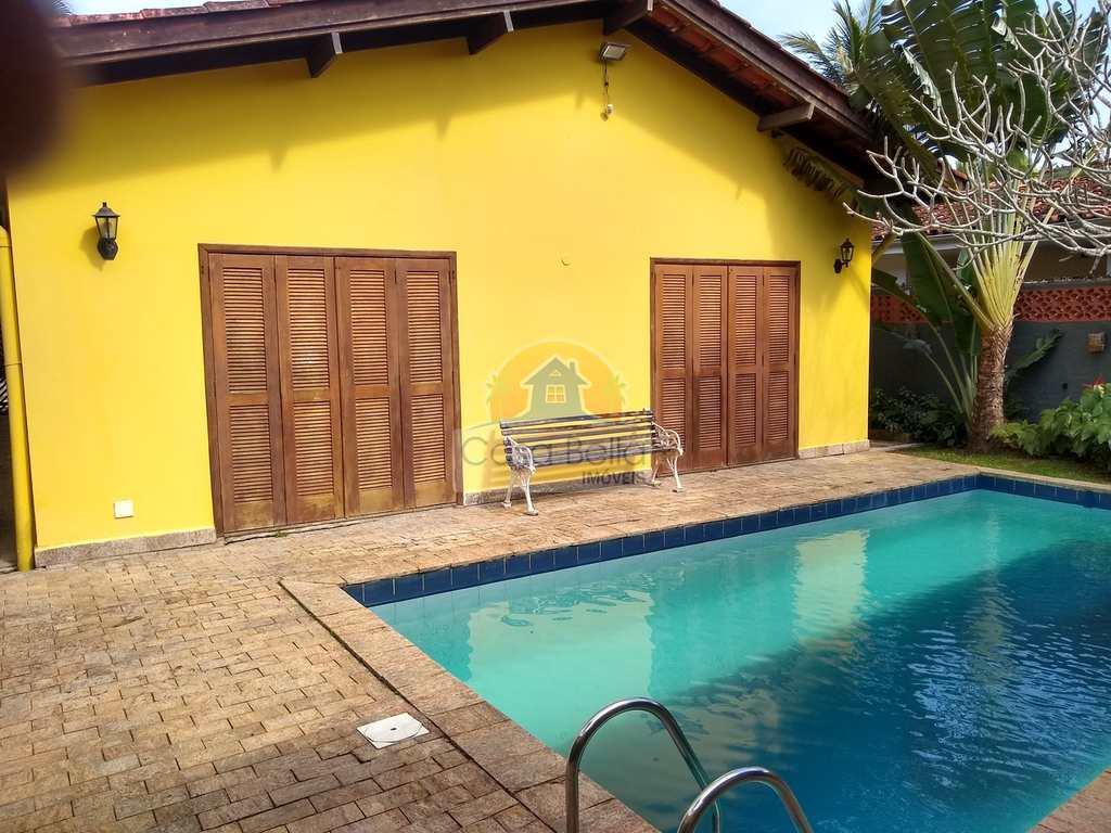 Casa em Guarujá, no bairro Praia do Pernambuco