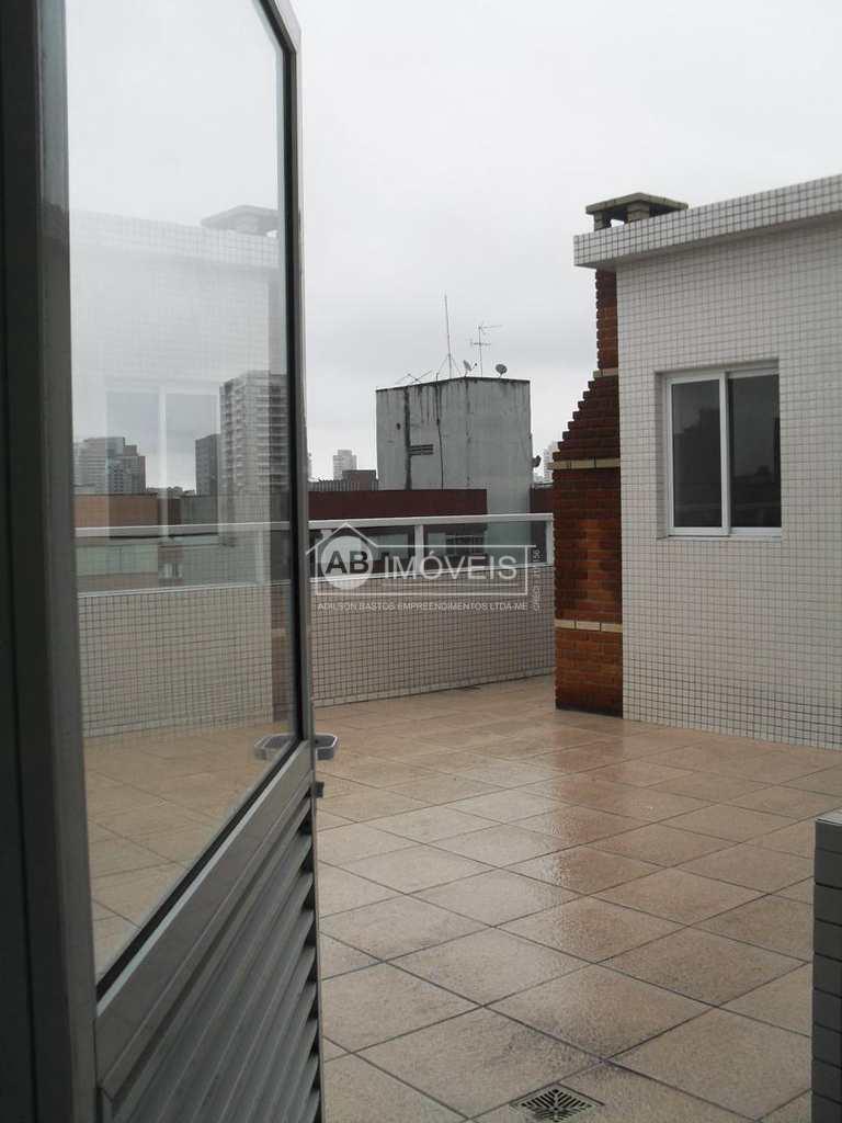 Empreendimento em Santos, no bairro Encruzilhada
