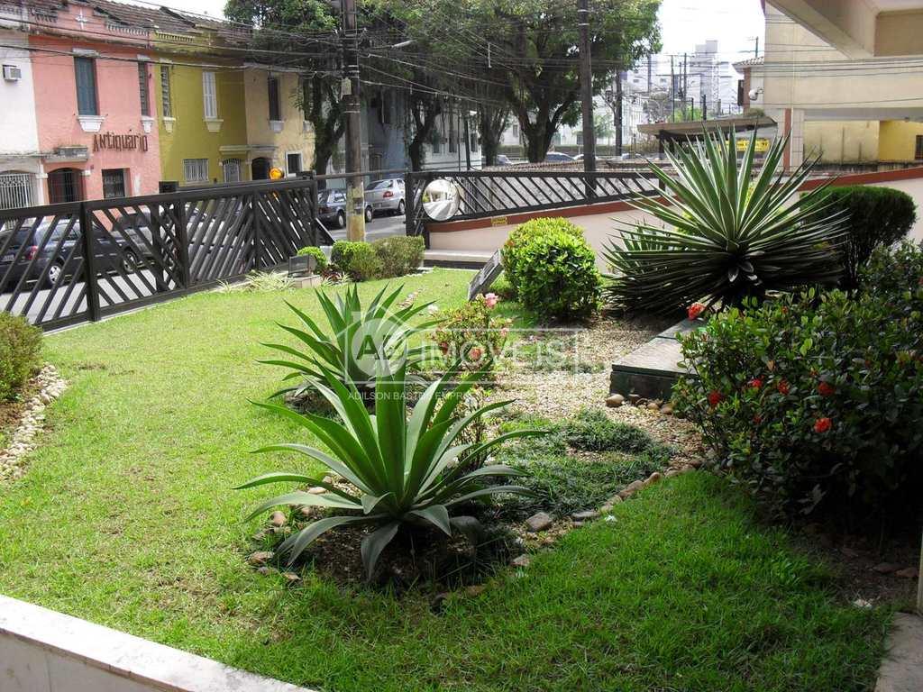 Empreendimento em Santos, no bairro Gonzaga