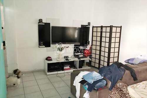 Sala Living, código 2833 em Santos, bairro Boqueirão