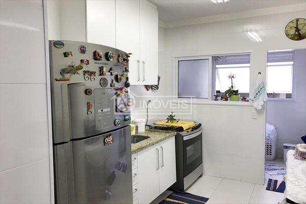 Apartamento em Santos, no bairro Boqueirão