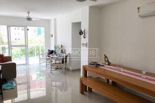 Apartamento, código 2831 em Santos, bairro Boqueirão
