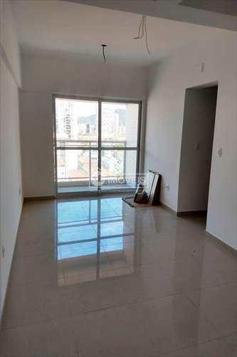 Apartamento, código 2828 em Santos, bairro Boqueirão