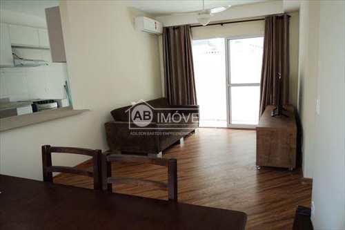 Apartamento, código 2832 em Santos, bairro José Menino