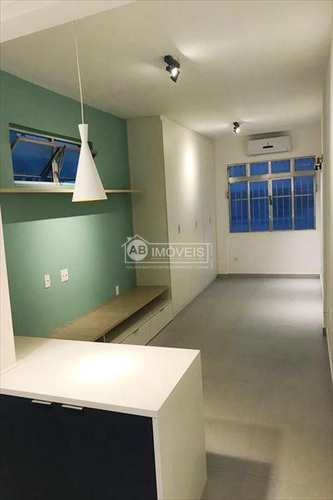 Sala Living, código 2826 em Santos, bairro Gonzaga