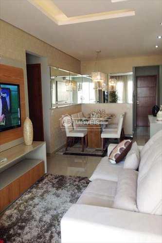 Apartamento, código 2817 em Santos, bairro Encruzilhada
