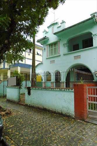 Sobrado, código 2802 em Santos, bairro Gonzaga