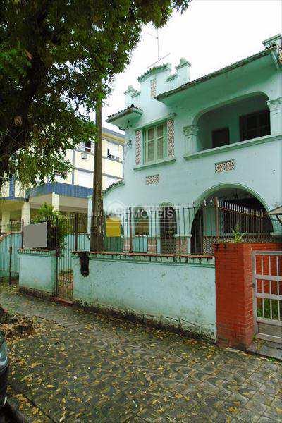 Sobrado em Santos, bairro Gonzaga