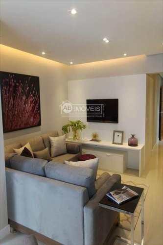 Apartamento, código 2787 em Santos, bairro Boqueirão