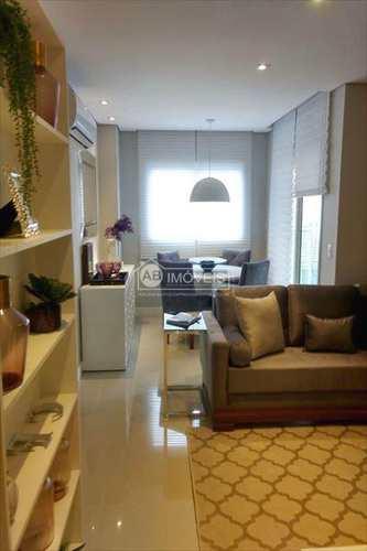 Apartamento, código 2786 em Santos, bairro Boqueirão