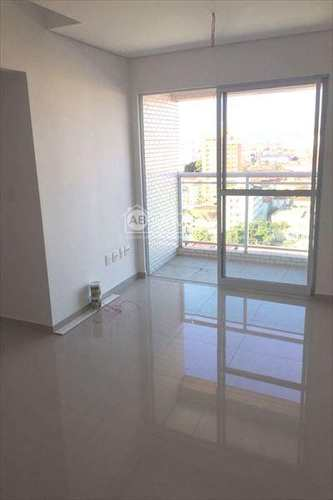 Apartamento, código 2783 em Santos, bairro Boqueirão