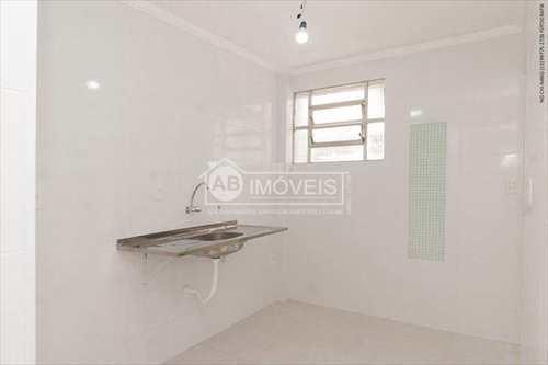 Apartamento, código 2769 em Santos, bairro Aparecida