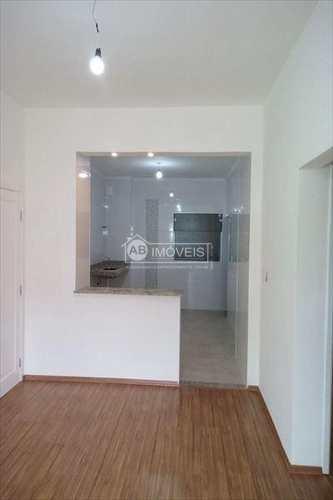 Apartamento, código 2760 em Santos, bairro Boqueirão