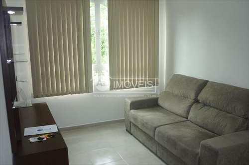 Apartamento, código 2752 em São Vicente, bairro Jardim Independência