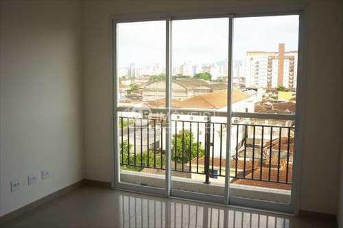 Apartamento, código 2736 em Santos, bairro Vila Mathias