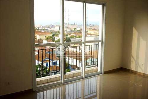 Apartamento, código 2737 em Santos, bairro Vila Mathias