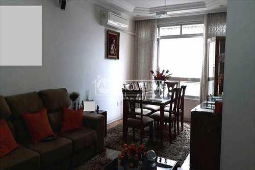 Apartamento, código 2730 em Santos, bairro Ponta da Praia