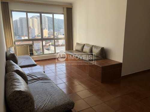 Apartamento, código 2729 em Santos, bairro José Menino