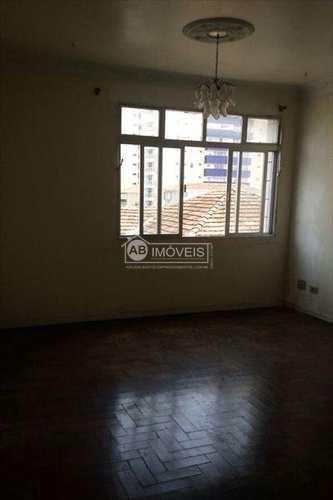 Apartamento, código 2701 em Santos, bairro Gonzaga